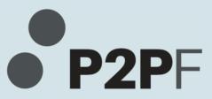 P2PF logo top